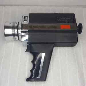 Bell Howell 675 XL Autoload Zoom Lens Movie Camera Super 8 1974 Low Light