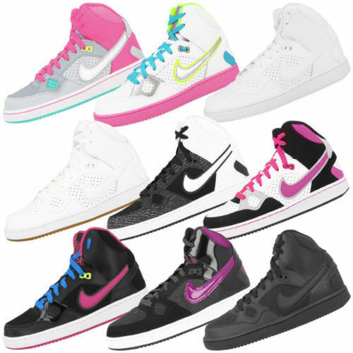 NIKE SON OF FORCE MID GS mujer Zapatos Retro JORDAN Zapatillas High Top JORDAN Retro e75d96