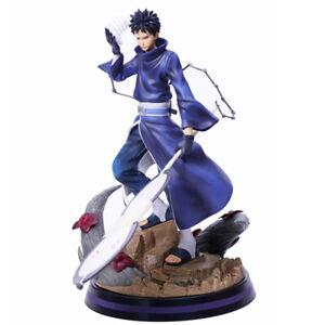 Naruto-SHIPPUDEN-OBITO-UCHIHA-intercambio-de-cabeza-31-cm-PVC-Juguetes-Anime-Manga-De-Regalo