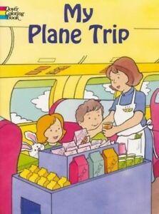 My-Plane-Trip-Dover-Coloring-Books