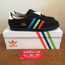 designer fashion 4a5e2 fa2af Adidas Originals Trimm Star! VHS Black, Size Exclusive! UK12 US12.5