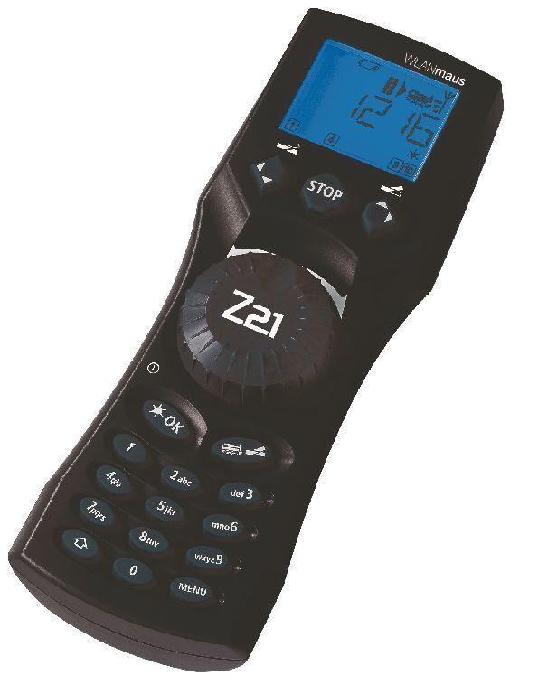ROCO 10813-z21 ® WLAN-Multi mouse ® Radio Regolatore a mano merce nuova