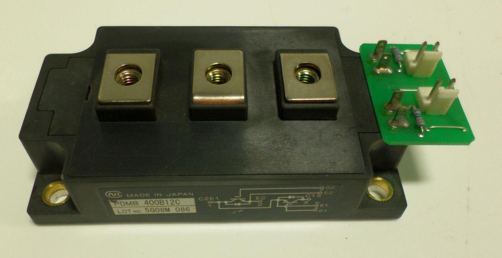 NIEC MODULE PDMB 400B12C PZB