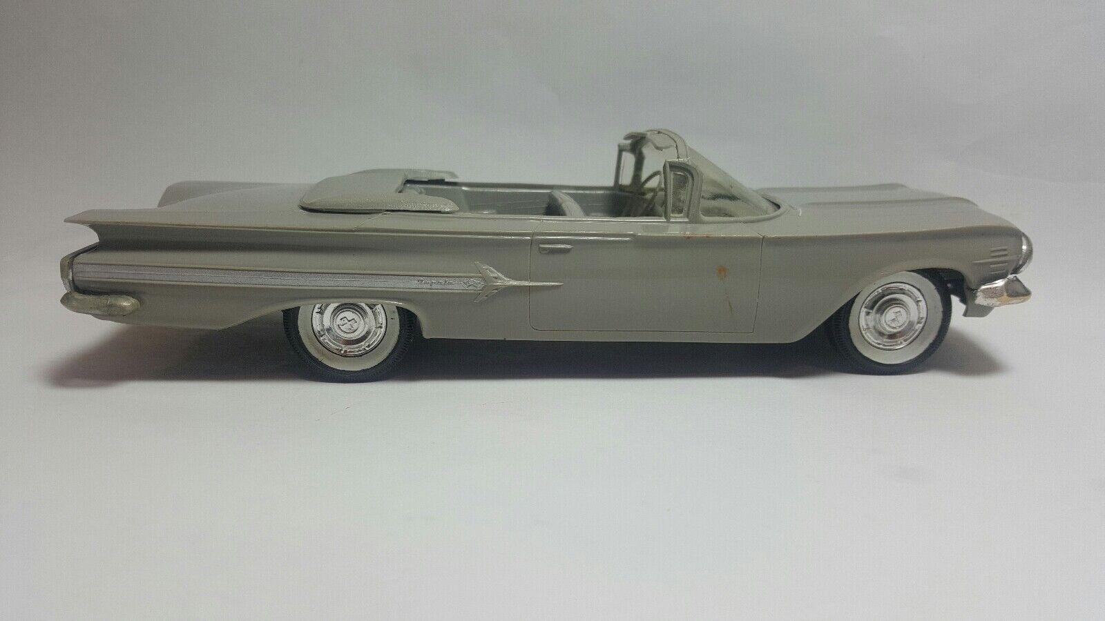 1960 Chevy Impala kongrönibla promo