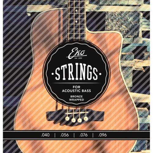 Acoustic Bass Strings 40-96 set Eko