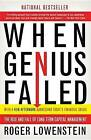 When Genius Failed: The Rise and Fall of Long-Term Capital Management by Roger Lowenstein (Paperback, 2001)