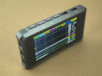 Dso Quad - Aluminium Alloy Silver 4 Channel Digital Handhold Oscilloscope Seeed