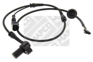 Sensor Raddrehzahl MAPCO 86816 vorne rechts links für AUDI