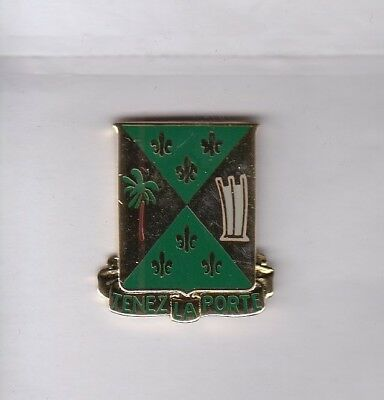 US ARMY 709th MILITARY POLICE BATTALION MP crest DUI badge V-21