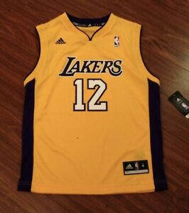 Dwight Howard Los Angeles Lakers Adidas Replica Jersey Youth ...