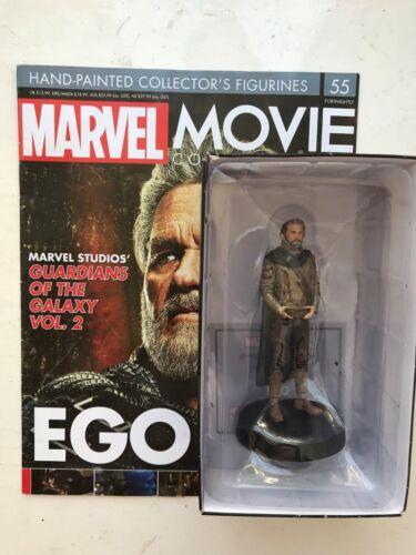 MARVEL Movie Collection Issue 55 EGO eaglemoss figurine figure /& magazine