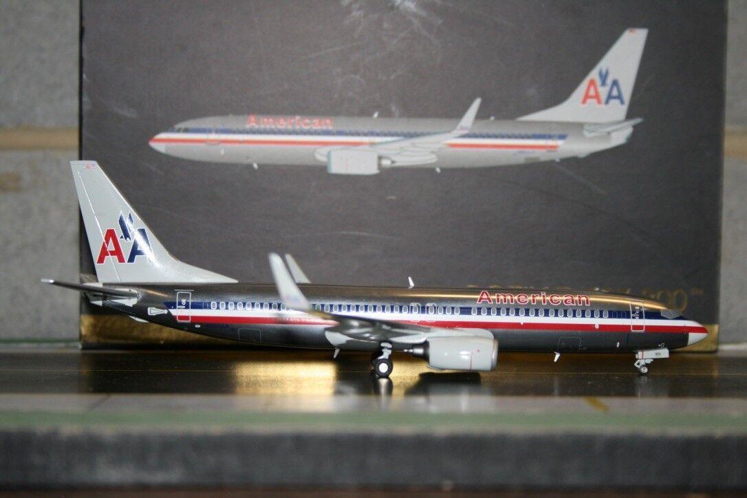 Gemini Jets 1 200 American Airlines Boeing 737-800 N983AN (G2AAL321) Model Plane