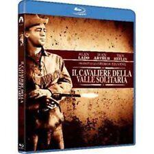 Blu Ray  IL CAVALIERE DELLA VALLE SOLITARIA - (1953)    ......NUOVO