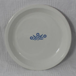 Image is loading Corning-Ware-Blue-Cornflower-Pie-Plate-P-309- & Corning Ware Blue Cornflower Pie Plate P-309 9 Inch Plate | eBay