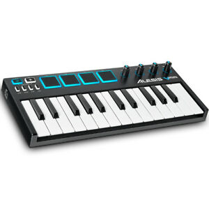 Details about Alesis V Mini 25 Key USB-MIDI Keyboard & Air Xpand!2 VST  Synth Plugin