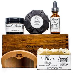 ultimate beard grooming kit for men beard care kit ebay. Black Bedroom Furniture Sets. Home Design Ideas