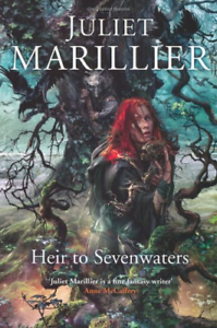 Heir-to-Sevenwaters-Juliet-Marillier-Good-Condition-Book-ISBN-0230017894