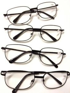 1x-3x-5x-10x-Klassische-Lesebrillen-Lesehilfe-Brillen-Sehhilfe-Lesebrille-Brille