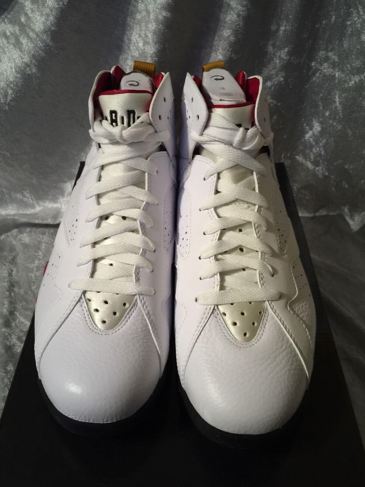 Nike Jordan 7 último retro Cardenal comodo el último 7 descuento zapatos para hombres y mujeres 7a8368