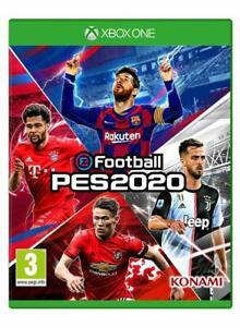 eFOOTBALL-PES-2020-XBOX-ONE-NEW-amp-SEALED-STOCK-NOW