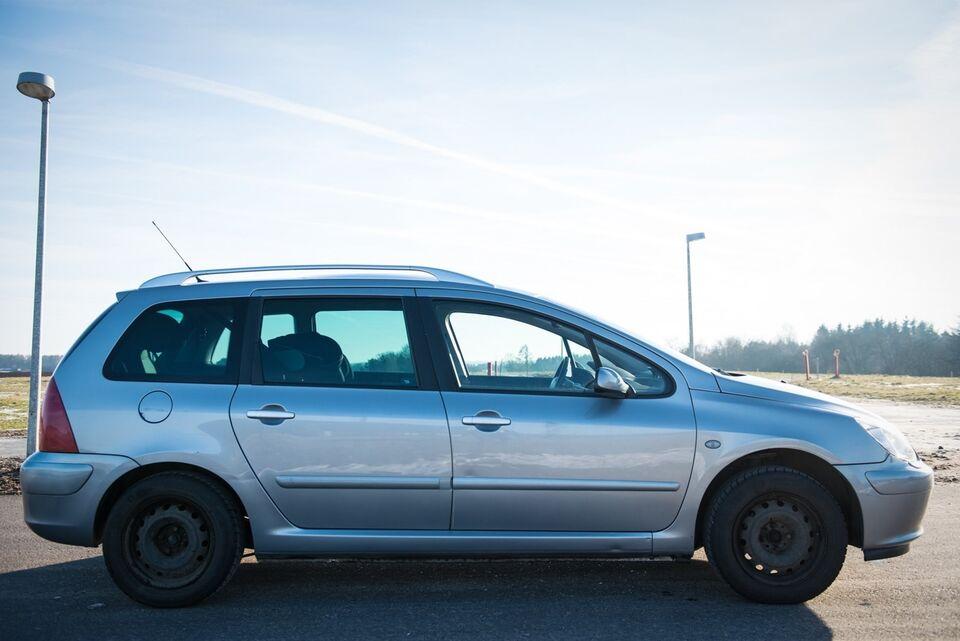Peugeot 307, Benzin, 2005