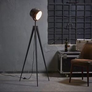 Image Is Loading Floor Lamps For Living Room Reading Rustic Modern