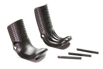 Grip Force 2-PACK Glock Gen-1/2/3 Black Beavertail Adapter Enhanced Back-Strap
