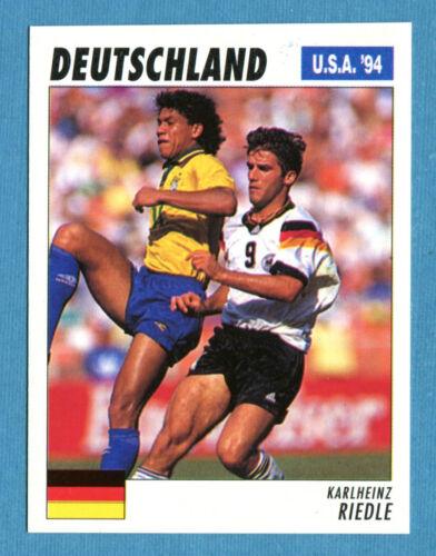 109 The Knight Figurina-Sticker n K GERMANIA -New RIEDLE USA '94