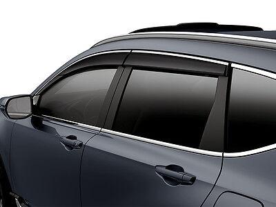 Genuine OEM Honda CR-V Door Visor Set 2012-2016 CRV Visors