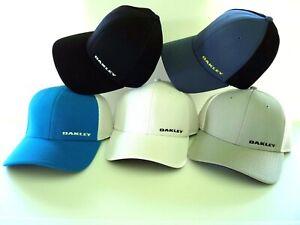 500f313c16a NEW OAKLEY GOLF SILICON BARK TRUCKER 4.0 CAP HAT S M L XL 911021 ...