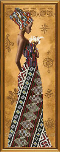 New-Bead-Embroidery-Kit-African-with-a-Lily-by-Nova-Sloboda-Manufacture