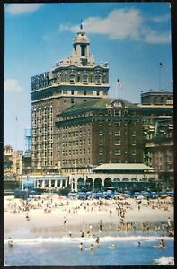The Shelborne Hotel~ Atlantic City, New Jersey~ Vintage Postcard~ P86