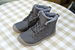 CLEARANCE Snow Boots Winter Lace up Men