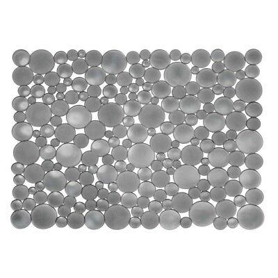 Interdesign Bubbli Kitchen Sink Protector Mat Large