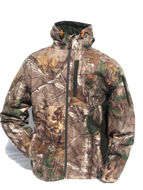 25912284c3a35 Cabela's Men's Realtree XTRA Waterproof Windproof Scent Factor Hunting  Jacket