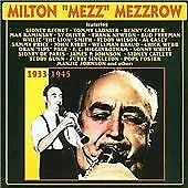 Mezz Mezzrow : 1933 - 1945 CD Value Guaranteed from eBay's biggest seller!
