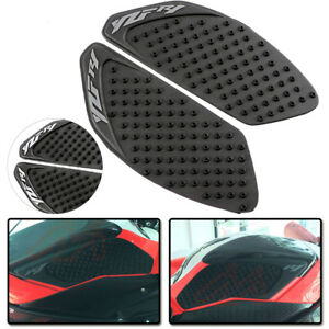 Motorcycle Anti Slip Tank Stickers Pad Gas Knee Protecter Sticker Pads For Yamaha Yzf R1 2007 2008 Motorcycle Accessories Parts Decals & Stickers