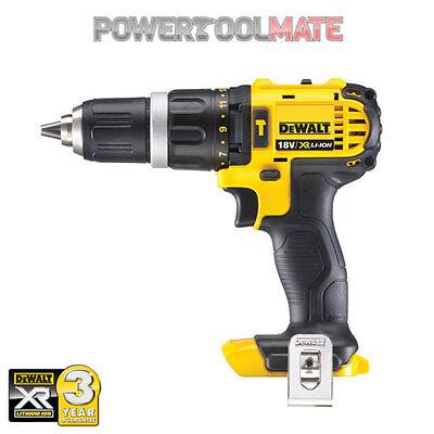 Dewalt DCD785N 18v XR li-Ion cordless hammer drill naked, body only dcd785