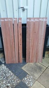 Blue Gum woodworking, craft, box making timber 74mm x 9mm x 995mm x 5