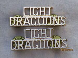 luz-Dragones-DESDE-1992-Ingles-titulos-de-hombro-anodizado-Aluminio-staybright