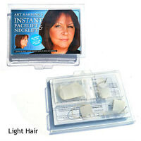 Hollywood´s Instant Face And Neck Lift Kit (light Hair) Facelift Tapes