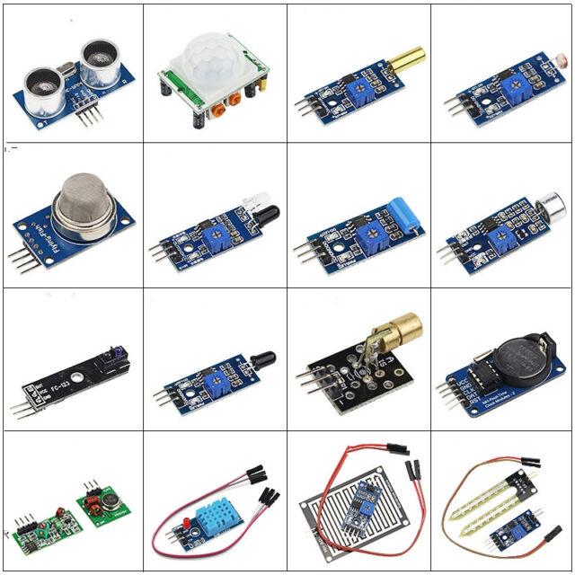 16 PCS/LOT Raspberry Pi 3 Raspberry Pi 2 Modèle B Capteurs Module Package
