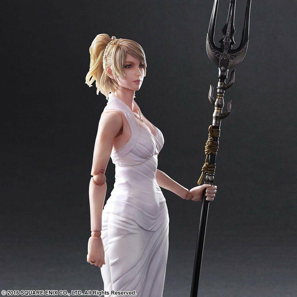 protección post-venta Jugar Arts Kai Kai Kai Final Fantasy XV Lunafreya Nox Fleuret Figura De Acción Square Enix  tienda de descuento