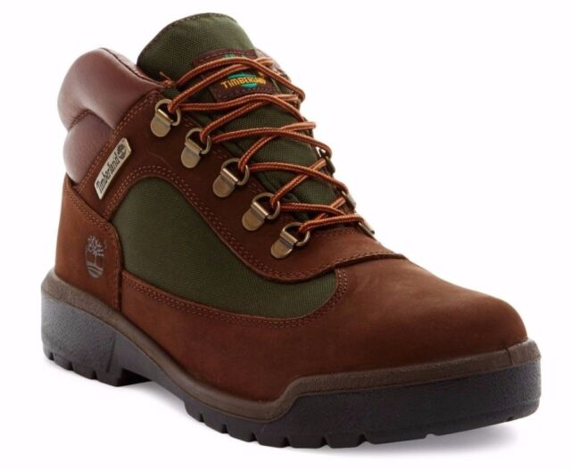 Timberland Size 6 Brown Color-Lace-Hiking Field Boots -NEW Youth Girls 47244e7b432d