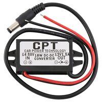 14-50v To 12v 5.52.5dc Male Converter Cpt Car Power Step Down Regulator Ww