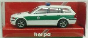 HERPA-Nr-044943-BMW-3er-touring-E46-Polizei-Bayern-OVP