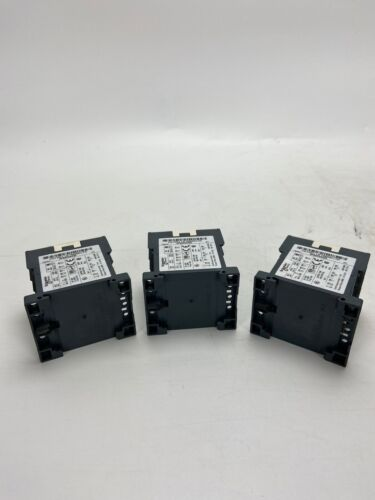 Telemecanique LC1K06 01F7 Contactor 110 Coil 20A  *WARRANTY* *F//Ship* LOT OF 3