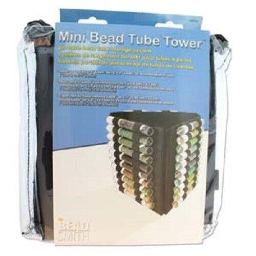 BEADSMITH Mini Bead Tube Tower