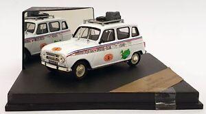 Vitesse-auto-modello-IN-SCALA-1-43-L141-RENAULT-R4-Les-Routes-du-Monde