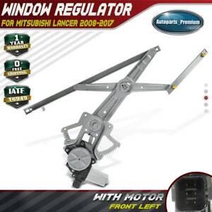 Regulator Only Window Regulator-Power Front Left fits 08-12 Mitsubishi Lancer